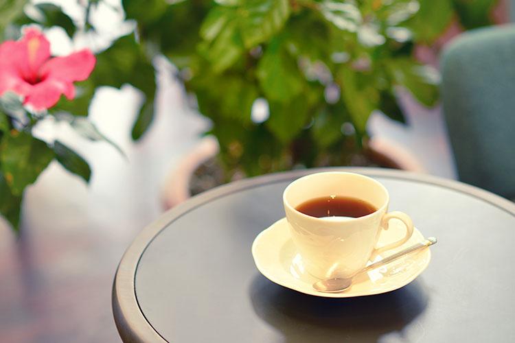 樋川自動車 ハワイアンコーヒー