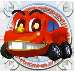 車検の速太郎 ロゴ